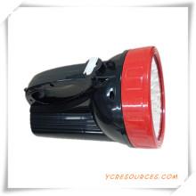 Lámpara de mano recargable LED para promoción