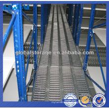 Warehouse Mezzanine System Steel Grating Platfrom