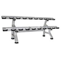 Gym Equipment/Fitness Equipment for Dumbbell Rack-Double (FW-1015)