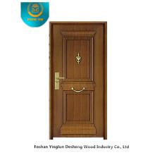 Puerta de seguridad de estilo clásico