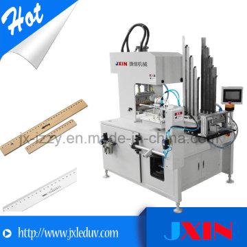 Máquina rotativa de impressão de seda rotativa automática para venda