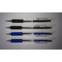 Retractable Stich-Kugelschreiber für Schul- und Bürobedarf
