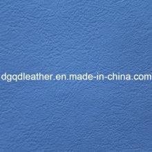 Couro de PVC de alta resistência a riscos de casco padrão de PVC (qdl-515129)