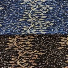 Fancy Nylon Poly Span Lace Fabric