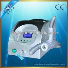 Q-switched nd yag máquina de remoção de tatuagem a laser