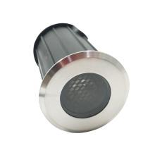LED 2W Edelstahl Unterwasserlicht