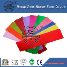 PP Non Woven Fabric in Cabrella Design Ued for Shopping Bag