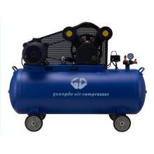 Compresseur d'air entraîné par courroie 4kw 5.5HP 100L 8bar (V-0.6 / 8)