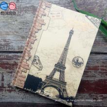 Garantia de qualidade superior A5 Cheap Customer Hardcover Notebook