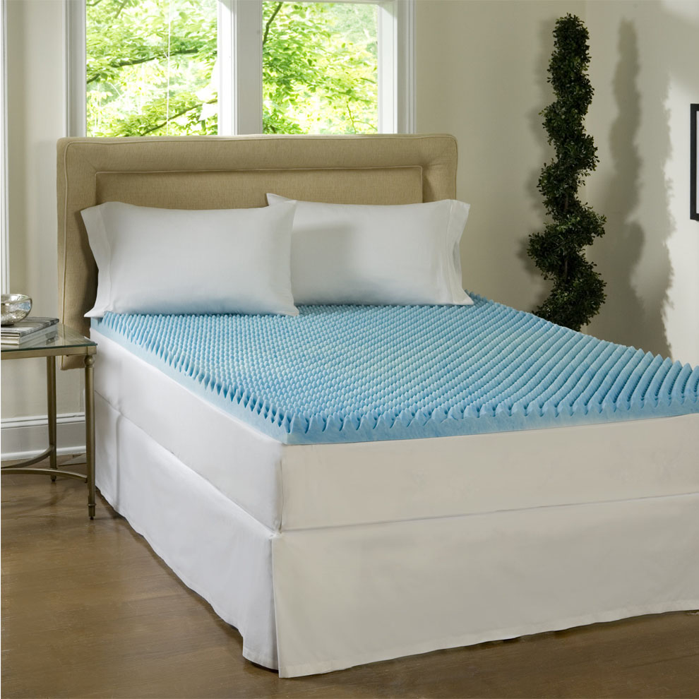 Memory Foam Mattress Topper For Pack And Play