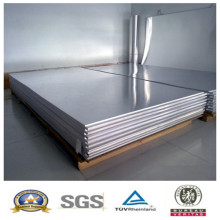Plaque d'aluminium 6061 6082 T651