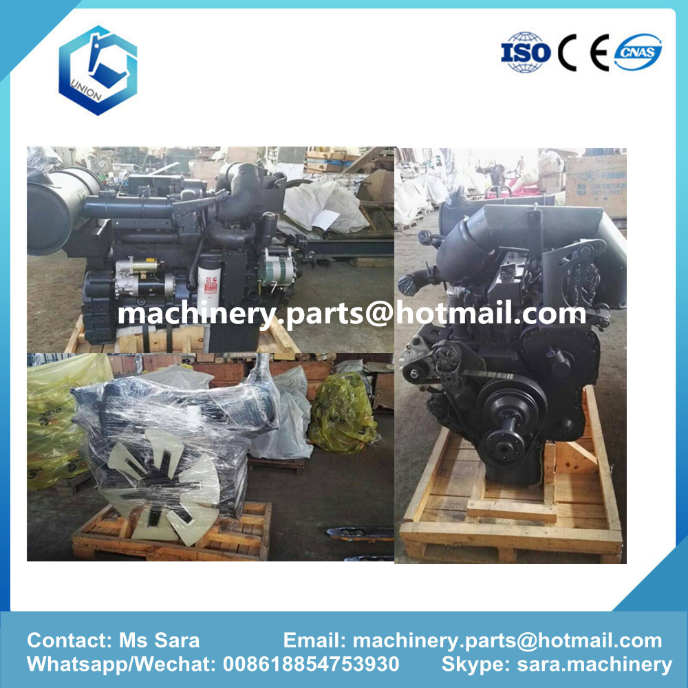6ct8 3 S6d102 Engine Assy