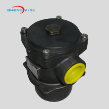 inline tank top oil filter canister