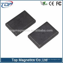 14 Jahre Erfahrung! Würfel Ferrit Magnet Permanent Typ Ferrit Magnet Block Ferrit quadratischen Magneten