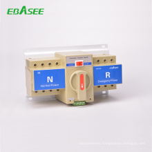 100a generator 63amp 4 pole automatic transfer switch for solar power