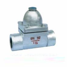 Purgeur de vapeur de type bande bimentale à filetage femelle (CS17H)
