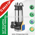 Gerador de bomba de água de fazenda de aço inoxidável SPA 2hp