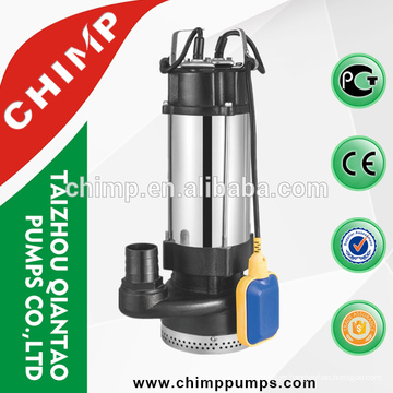 Generador de bomba de agua de granja de acero inoxidable SPA 2hp