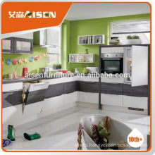 2 hours replied factory directly modern lacquer glass kitchen cabinets
