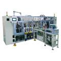 High Effeciency Totalement automatique Quatre stations de travail Stator Coil Lacing Machine