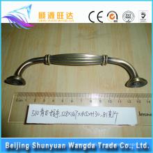 Alta qualidade OEM Die Casting liga de zinco mobiliário Hardware Cabinet Handle