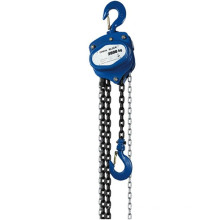 Vc Chain Block (0.5T-20T) Chain Hoist Chain Pulley Hand Pulley Toyo Type Pulley