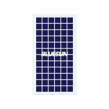 Bluesun customized  poly thin film transparent glass solar panel BIPV