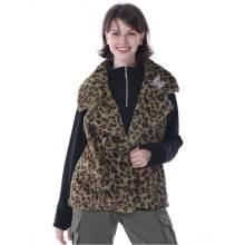 OEM incroyable manteau de fausse fourrure