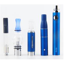 2019 Beliebteste elektronische Zigarette evod tragbare 4 in 1 Dry Herb Vaporizer