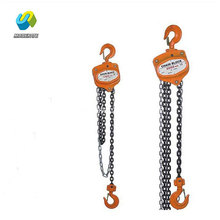 0.5-50T Chain Hoist med Super Quality