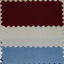Простая покрашенная хлопчатобумажная ткань холста для одежды 280gsm
