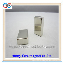 starke starke flachen, rechteckigen Magnete