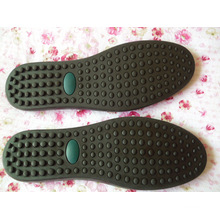 Новая кожаная обувь Sole Leisure Shoes Sole Wear-Resisting Rubber Sole (YX01)