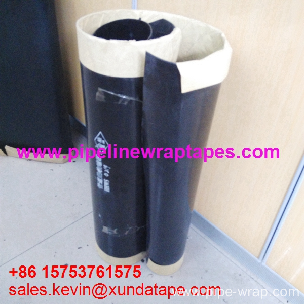 Flange Valve Pipe Fitting Heat Shrinkable Tape And Sleeve