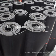 6mm Flame Retardant Viton Rubber Sheet / Sheeting