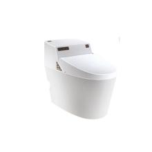 Factory manufacture electric Elegant Smart Toilet Automatic Toilet With Bidet Faucet