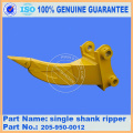 RIPPER PC200-7 SIMPLE SHANK 205-950-0012