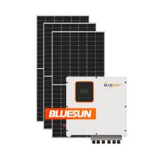 5.5 kw 6kw 8kw solar hybrid system high efficiency solar energy system solar panel system 40 kw 60kw 80kw