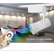 25W WiFi RGBW LED Track Lightig