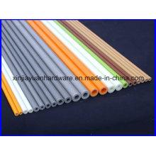 50X50 Tubes carrés en fibre de verre de haute qualité / tubes tubulaires carrés