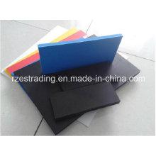 Placa de espuma de PVC de cor de alta qualidade