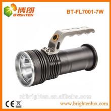 Alimentation en usine haute puissance cree xpg R4 lampe à main led, Lanterne à lampe LED, lampe à lampe à main rechargeable