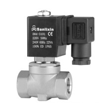 Small Series 2/2-Way Pilot Operated Solenoid Valve