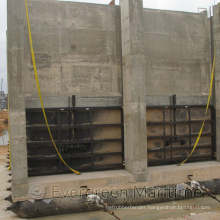 Rubber Pontoon with Airbags for Ship Launching, Heavy Lifting, Haul out, Marine Salvage