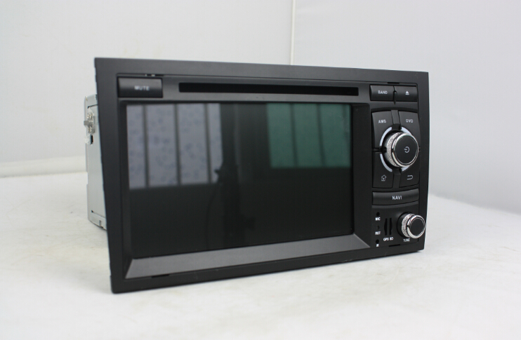 car dvd player for Audi A4