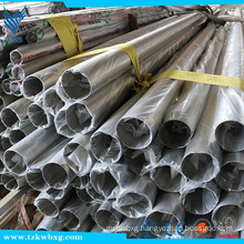 AISI 2 inch stainless steel pipe/308 Stainless steel pipe