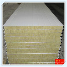China ISO Certificated Mineral Wool Sandwich Panel