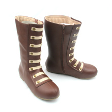 Top Selling Popular Leather Baby Shoes Martin Boots