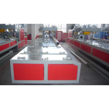 Máquina de bainha de tubos para extrusão de tubos de PVC