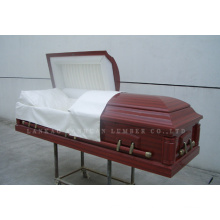 American-Style Wooden Coffin & Casket (Gwf01-06)